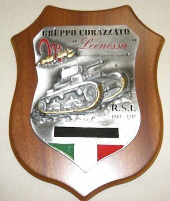 Italy WW II World War SMALL PICTURES, PENNANT Army Mussolini -