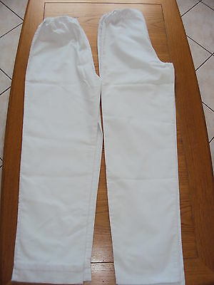 Lot Pantalons Professionnel Stage Infirmiere Aide-Soignante Femme Taille 0 34/36