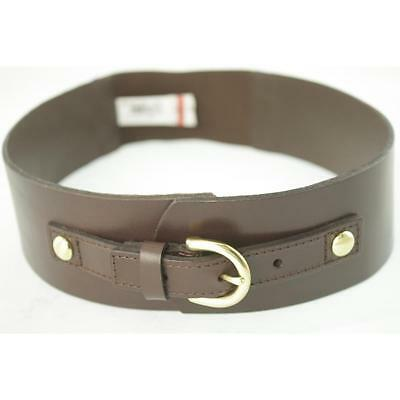 Fossil Women's Belt Casual M Brown New Genuine Leather Limited LAFO
