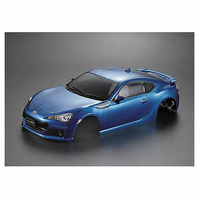KillerBody Subaru BRZ - 195mm Body Metallic Blue-RTU - KB48576
