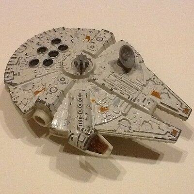Star Wars Vintage Diecast Millenium Falcon - Used Condition