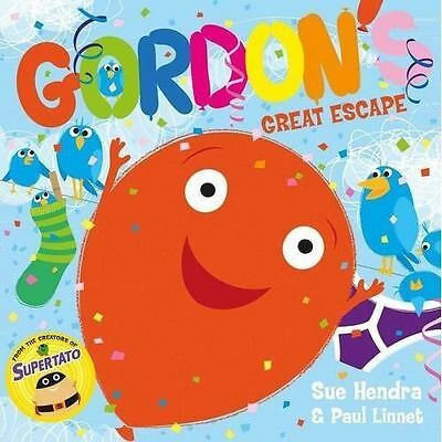 Gordon's Great Escape by Sue Hendra (Paperback, 2016)