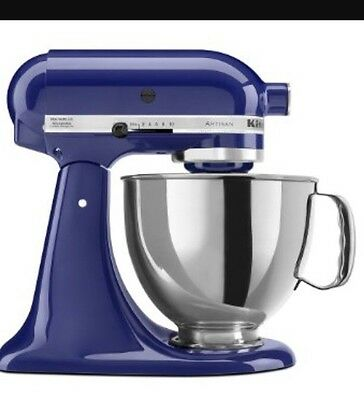 KitchenAid 5 Quart Artisan Stand Mixer - Cobalt Blue