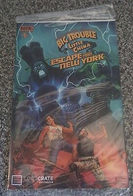 Big Trouble in Little China/ Escape from New York - 1 of 6 -Lootcrate