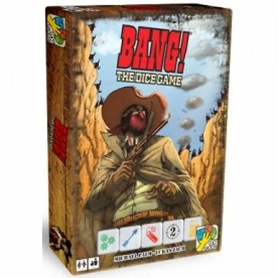 Bang! The Dice Game Brand New