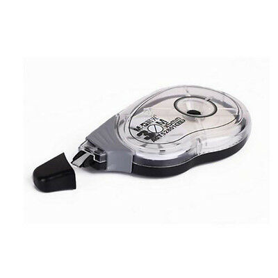 High Quality Black Tool White Study Office 30m Correction Tape Stationery