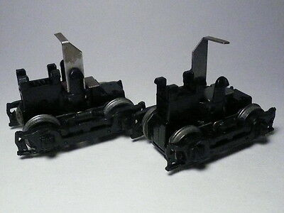 Athearn HO EMD S7/S12/SW1000 PAIR Power Truck Assem 41024/25 NEW ITEM- FAST SHIP