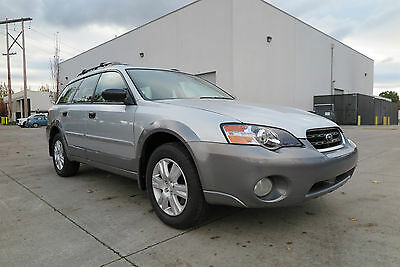 2005 Subaru Outback 2.5i Premium with Winter Package, VERY LOW MILES! 2005 Subaru Outback 2.5i Premium with Winter Package, VERY LOW MILES 38k! AWD!