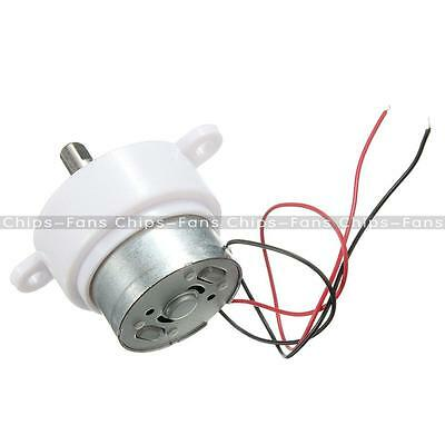 12V 14RPM High Torque Electric Geared Box Reduction Motor S30K for Electric Toy