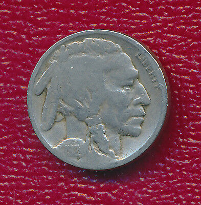 1924 Bufflo Nickel **strong Braid Features** Nice Coin!