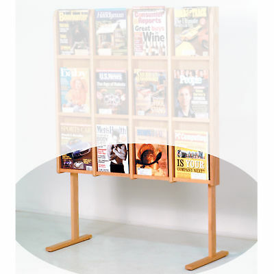 FixtureDisplays Optional Solid Oak Floor Stand for LM-16, LM-12, MM-12 104322-P