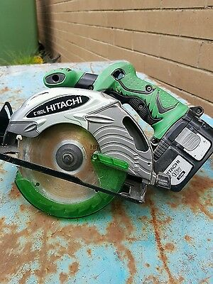 Hitachi 18 cordless with battery