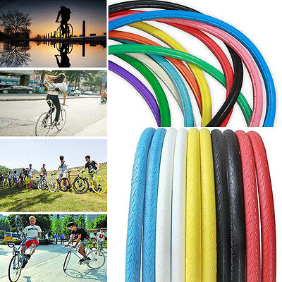 700x23C Bicycle Fixed Free Inflatable Solid Tire Anti Smashing Stab Bike Tyre