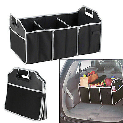 Automotive Collapsible Folding Car Trunk Organizer for Picnic Travel Affordable