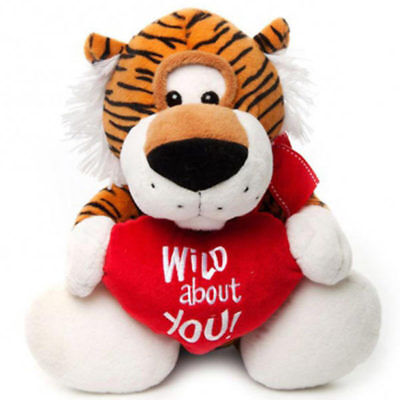 New Wild About U Tiger 43cm chocogram gifts him her christmas