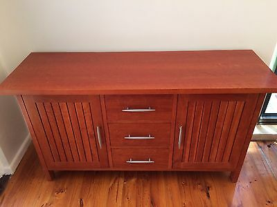 Wooden Side Board/Buffet/Hall Stand/TV Unit