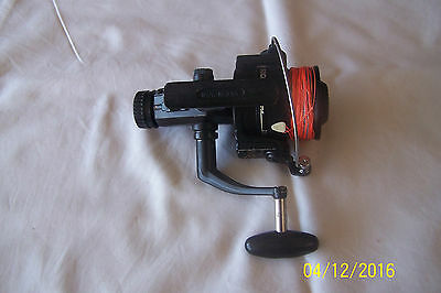 Magnificent Shakespear Supra Sigma 050 reel in excellent condition 1980's