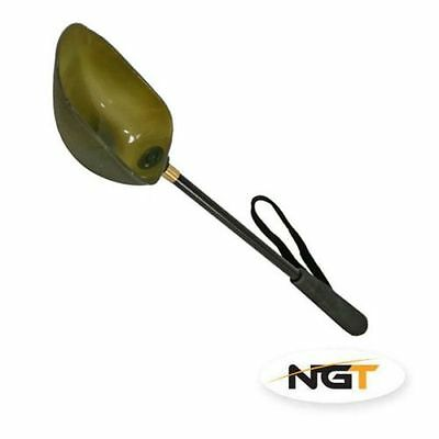 NGT Baiting Spoon & 35cm Handle Carp  Boilie/Bait/Spod Mixing General Fishing1
