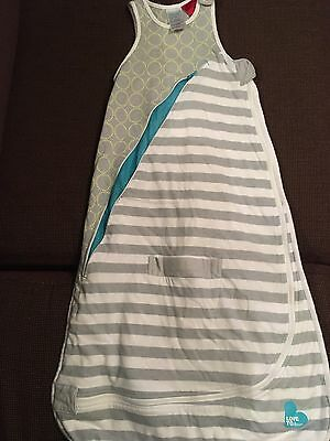 love to dream swaddle Sleep Bag 1.0 Tog - 4-12 Months