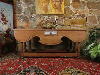 Vintage Timber French Provincial~Bali Style-Alter Table~Hall~Drawers~Exotic