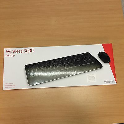 Microsoft Wireless Desktop 3000 (MFC-00007) Keyboard and Mouse