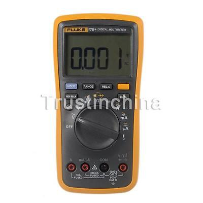 FLUKE F17B+ 17B+ Digital Multimeter Meter Tester with LED Display DE DHL!