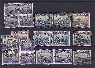 South Africa KGV/KGVI Used Collection Unchecked (3)