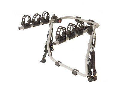 Maypole XBC2085S Rear Mounted 45kg Capacity 3 / Three Bike Cycle Carrier