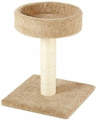 AmazonBasics Cat Activity Tree With Scratching Posts, Small
