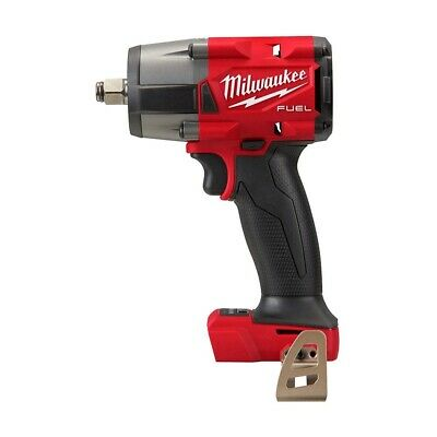 """Milwaukee 18v M18 FUEL - 1/2""""Friction Ring Impact Wrench Torque 300Nm-Skin Only"""