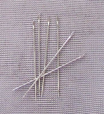 6 x Size #7 Needles for Re-rooting/Re-hairing Custom Dolls Suit Monster High etc