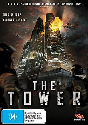 The Tower (DVD, 2013)-REGION 4-Brand new-Free postage