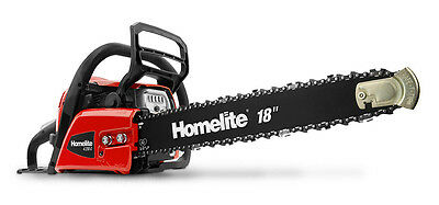 """Homelite 18"""" 42 Cc Chainsaw Ut10680  Exceptional Value Great Product"""