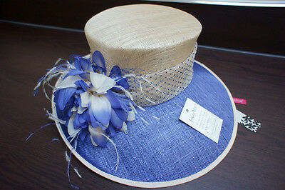 Jacques Vert Occasion Hat LILAC STRAW
