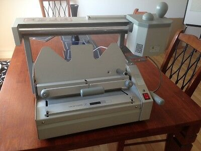 S320 A4 Perfect Binding Machine