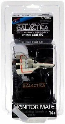 Bif Bang Pow! - Battlestar Galactica Monitor Mate Bobble Head Viper 11 cm