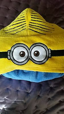 Minions dressing gown s/m