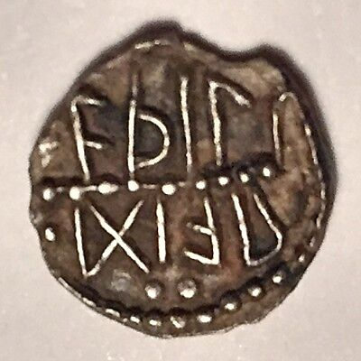 !!!!   Rare Saxon Sceat.  Aethelred of Mercia.  !!!!