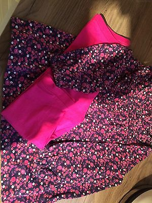 Girls M&S Two Piece Outfit