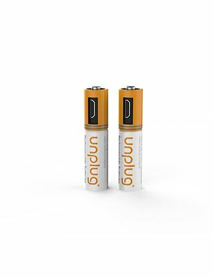 Unplug Rechargeable Battery Serie Aaa//pack 4-cable Double Micro Usb