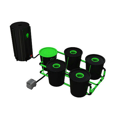 Alien Hydroponic Xl Rdwc 30 Litre System All Sizes Deep Water Culture
