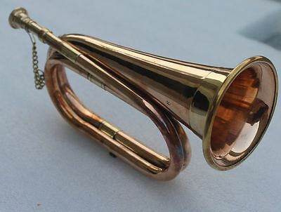New Bugle Brass And Copper , Trumpet Bugle Instrument