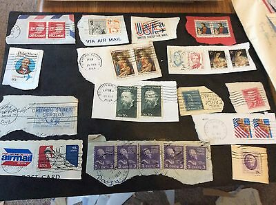 USA stamps on cover 1