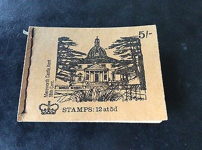 great britain stamp booklets no stamps