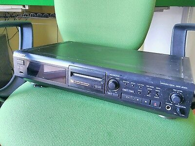 Piastra Mini Disc MDS JE500 SONY