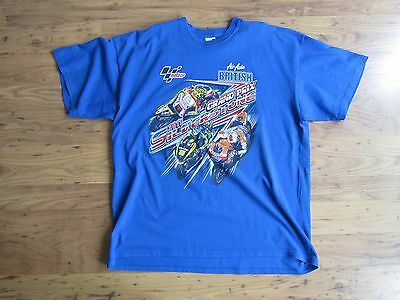 Motorcycle T-Shirt Size XXL: British Grand Prix Silverstone  2011