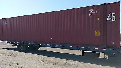 45' High Cube Storage Container