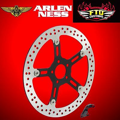 "Arlen Ness 14"" Big Brake Floating Rotor Kit Right 00-07 HD FLT/FLHR/FLHX 02-971"