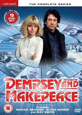 Dempsey and Makepeace: The Complete Series (Box Set) [DVD]