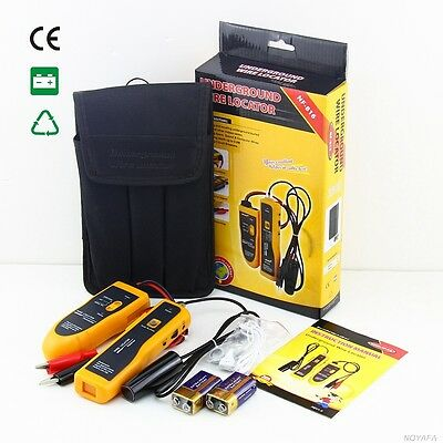 NF-816 Underground Cable Line Tracking Instrument Lan Tracker Detector Tester